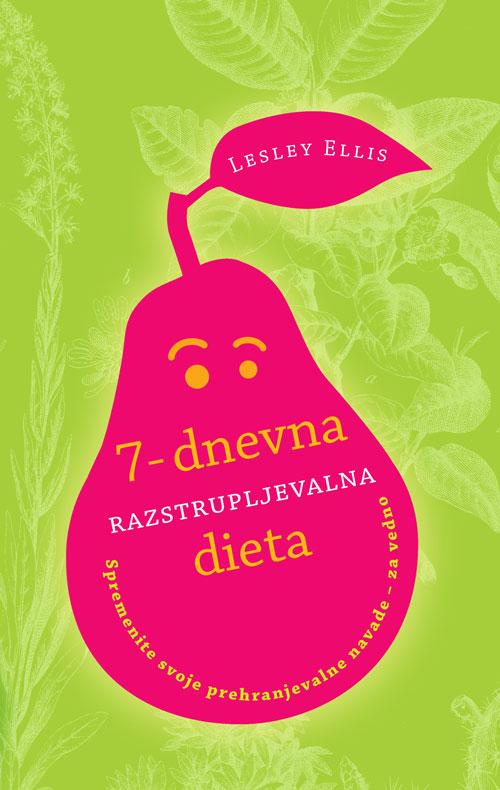 7 Dnevna Razstrupljevalna Dieta